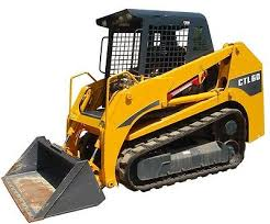 Service Rentals - GEHL CTL60 Track Loader w/ 4 in 1 Bucket Rentals on